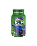 VITAFUSION CBD FULL SPECTRUM HEMP EXTRACT CHILL MOOD* WITH 200mg L-THEANINE PER SERVING